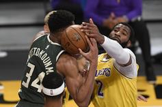 Andre Drummond Has Toenail Ripped Off In Lakers Debut