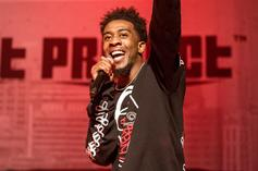 """Desiigner's GF Calls Him """"Selfish"""" & """"A Monster"""" As She Recovers From Car Accident"""