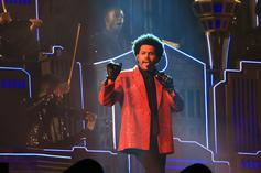 """The Weeknd's """"Blinding Lights"""" Is The Biggest Ever #1 Song On The Billboard Hot 100"""