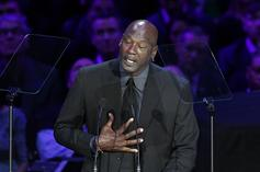 Michael Jordan To Induct Kobe Bryant Into Hall Of Fame