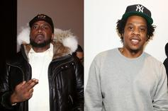 Conway The Machine & Jay-Z Link Up