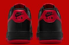 """Nike Air Force 1 Low """"Bred"""" Coming Soon: Official Photos"""