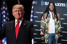 Donald Trump Honors Waka Flocka With Lifetime Achievement Award