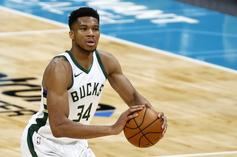 Giannis Antetokounmpo Injury Status Updated Ahead Of Nets Game