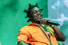 Kodak Black Performs To Hyped Crowd Of Thousands In Orlando