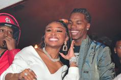 Lil Baby Sends Jayda Cheaves Flowers To Celebrate Her New Business