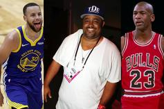 "TDE's Punch Has The Ultimate Sports Hot Take: ""Steph [Curry] Is Better Than Jordan"""