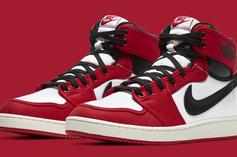 """Air Jordan 1 KO """"Chicago"""" Offers Unique Opportunity For Collectors"""