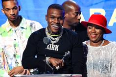 DaBaby Makes It To Both Of His Daughters' Birthday Parties In One Weekend