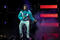 J. Cole Officially Signs With Basketball Africa League Team