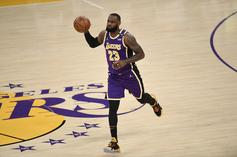 LeBron James Speaks On Lakers Potentially Going To The Play-in Round