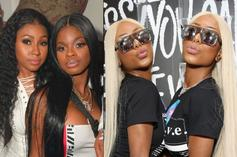 "City Girls & Clermont Twins Beef Over Photoshoot Pose: ""Fake Fashion B*tches"""