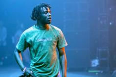 """Isaiah Rashad Praises Anthony """"Top Dawg"""" Tiffith: """"[The] Dad I Never Had In My Life"""""""