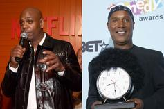 Dave Chappelle Pays Respect To Paul Mooney