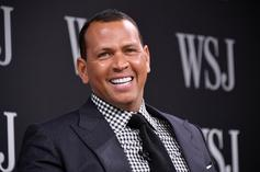 Alex Rodriguez Debuts Make-Up Cosmetic Line For Men To Hide Blemishes