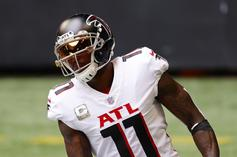 Patriots Having Internal Discussions About Trading For Julio Jones: Report