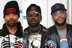 """Juvenile Says """"F*ck Young Buck"""" In VladTV Interview, Royce Da 5'9"""" Slams Outlet"""