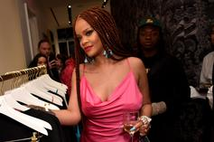 Rihanna Radiates In Sexy Lingerie, Fans Want To Know About Her Album