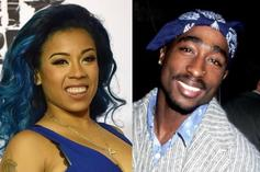 Death Row Singer Refutes Keyshia Cole's Claims About Tupac Leaving Label