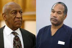 Bill Cosby Fires Back At OJ Simpson's Comments