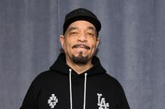 Ice-T Hilariously Claps Back At Acting Criticism