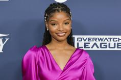 Halle Bailey Begins Filming As The First Black Ariel
