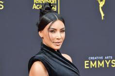 """Kim Kardashian Admits She Failed Her Second Attempt At The """"Baby Bar"""""""