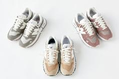 KITH x New Balance RC_1300 To Drop In Three Colorways: Photos