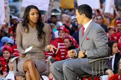 Maria Taylor Makes Her NBC Debut After ESPN Fallout