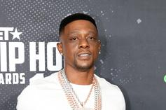 Boosie Expresses Frustration As Deers Invade His Home