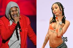 Lil Durk & Coi Leray Exchange Praise For One Another After Rolling Loud