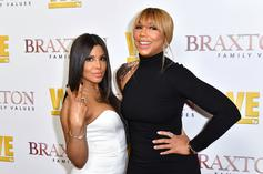 """Tamar Playfully Exposes Toni Braxton: """"[She] Don't Wash Her Meat"""""""