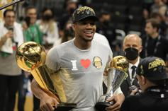 Giannis Antetokounmpo Has Surprising Take On Being Face Of The NBA