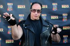 Andrew Dice Clay Diagnosed With Bell's Palsy, Continues To Entertain