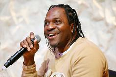 """Pusha-T Reacts To Drake's """"Certified Lover Boy"""" Cover Art"""