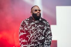 Rick Ross Gifts 16-Year-Old Son His Own Wingstop Franchise For Birthday
