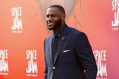 LeBron James Has A Question About Offseason Basketball Workouts