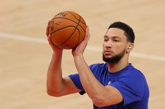 Ben Simmons Wants Nothing To Do With Sixers Teammates