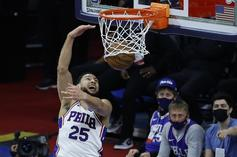 Ben Simmons Had A Surprising Message For The Sixers Back In August