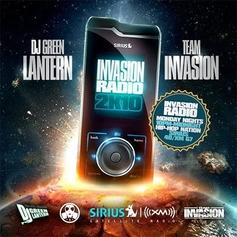 DJ Green Lantern - Invasion Radio 2K10