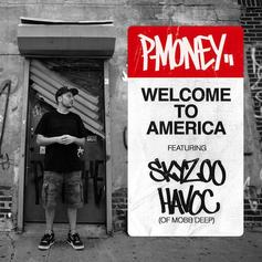 Skyzoo - Welcome To America  Feat. Havoc (Prod. By P-Money)