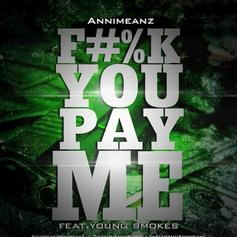 Annimeanz - Fuck You Pay Me  (Prod. By The DreamTeam)