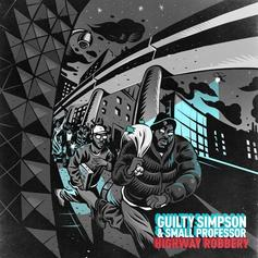 Guilty Simpson - On The Run  Feat. DJ Revolution (Prod. By Small Professor)