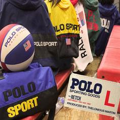 Polo Sporting Goods (Prod. By Thelonious Martin)