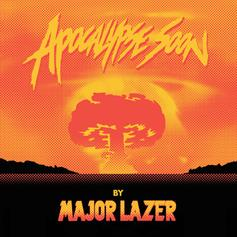 Major Lazer - Aerosol Can Feat. Pharrell