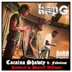 Kap-G - Cocaina Shawty  Feat. Fabolous (Prod. By Pharrell)