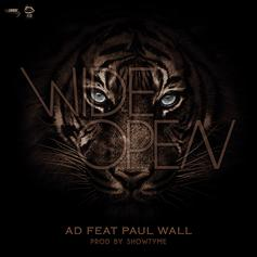 AD - Wide Open  Feat. Paul Wall (Prod. By Showtyme)