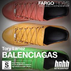 Tory Lanez - Balenciagas  (Prod. By Tory Lanez & Play Picasso)