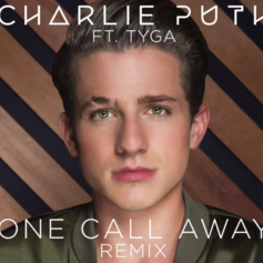 Charlie Puth - One Call Away (Remix) Feat. Tyga