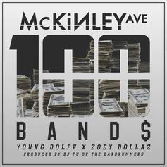 Mckinley Ave - 100 Bands Feat. Young Dolph & Zoey Dollaz